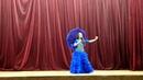 Burlesque Bellydance Drum solo. Восточный танец с бурлеском. Самара. Школа Восточного Танца Джамила