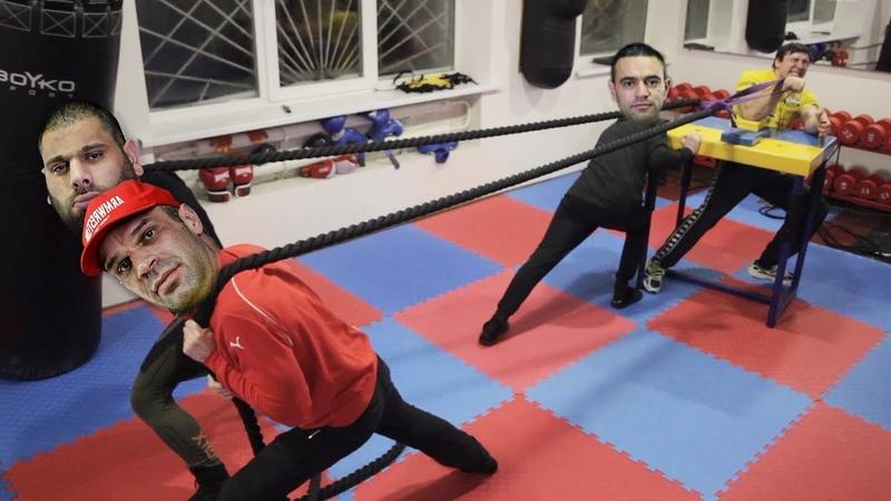 One against all Prudnik vs Tsyplenkov Saginashvili Babayev
