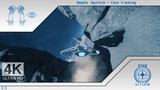 Star Citizen 4K 3.5 Origin 300i HIGH SPEED Double Joystick + Face Tracking