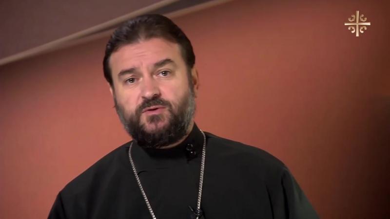 Каких грехов надо избегать более всего. Отец Андрей Ткачёв