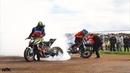 KTMs Get Destroyed Supermoto Meet