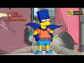 Los Simpson El videojuego Pelicula Completa en Español