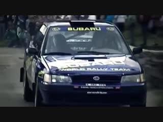 WRC Subaru Legacy RS
