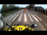 Stels ATV 800 D ЕДЕМ ДОМОЙ С РАБОТЫ