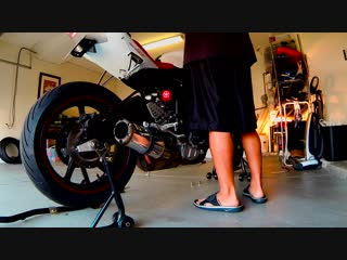 Yamaha R6 - Two Brothers w_ MJS2 Race Headers