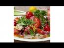 Теплый салат с грибами   Больше рецептов в группе Кулинарные Рецепты