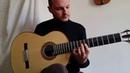 BACH PRELUDIO CELLO SUITE nr1 Flavio Sala guitar