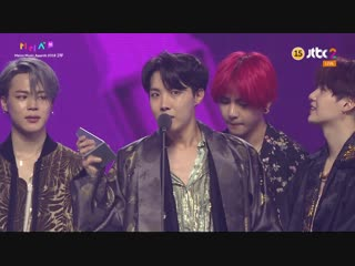 181201 BTS @ 2018 Melon Music Awards FULL BTS CUT