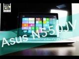 Asus N550JV - обзор нового ноутбука N-серии - Keddr.com