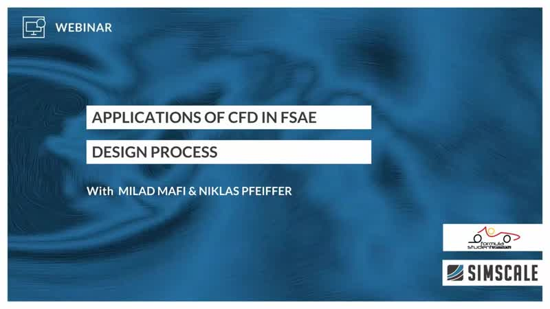 Applications of CFD in Formula Student and Formula SAE – Session 4 – Design Process