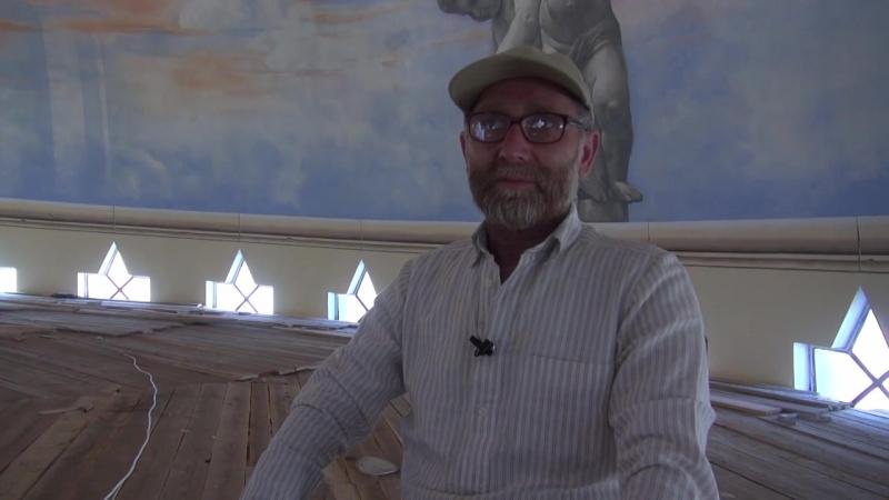 Quand les deux frères Nemat et Basheer Badawi - musulmans - restaurent une église catholique dAlep