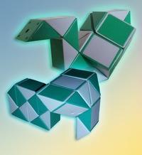 Змейка рубик фигуры и как делать