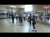 Роман Шантаев встретился с коллективом танцевально-спортивной студии Роксолана (1)