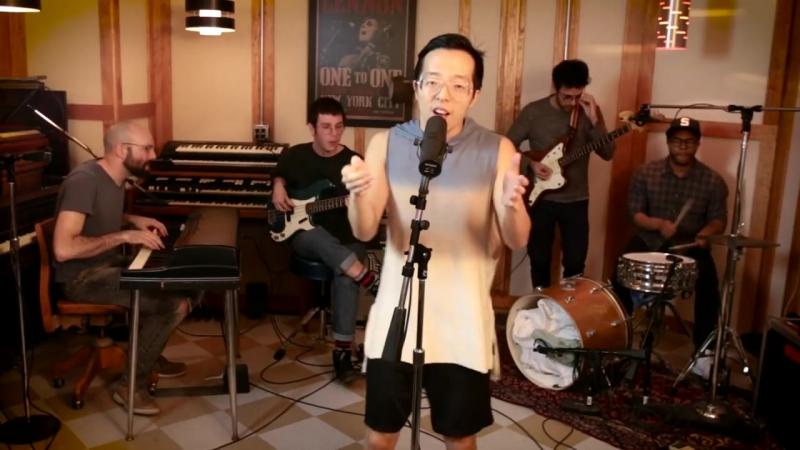 Фанк-кавер песни Toni Braxton - Un-break My Heart - FUNK cover feat. Kenton Chen!