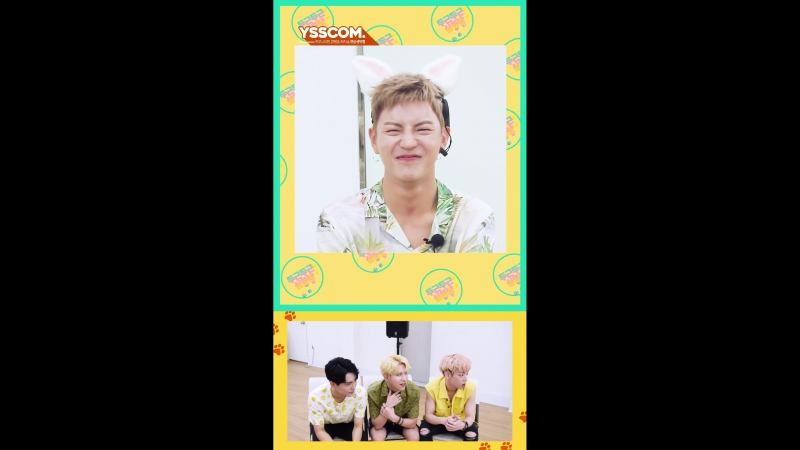 OTHER | 10.07.18 | A.C.E @ YSSCOM [Heartbeat Real story Meow] x A.C.E Donghun