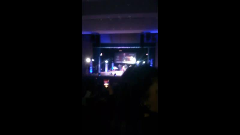 Концерт в Армавире .