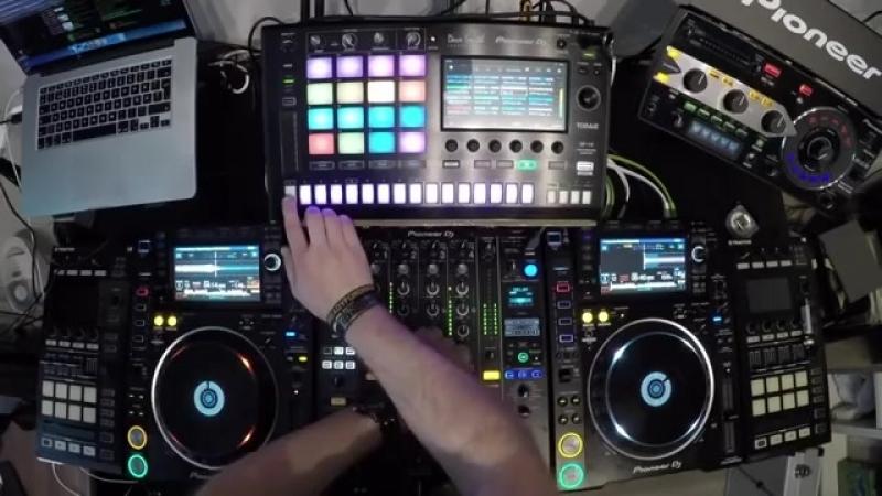 Beautiful Trance Mix 92 September 2018 Mixed By DJ FITME (Pioneer DJ NXS2 Tor