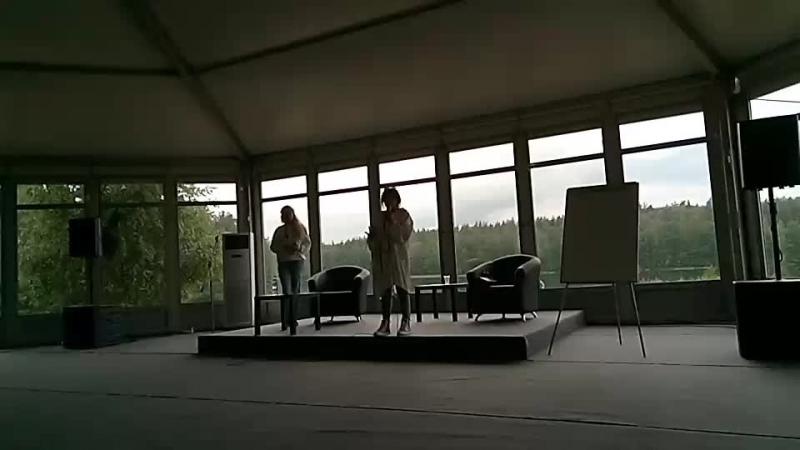 Спикер на ЯГП2018 Марина Юденич