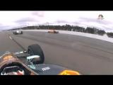 Robert Wickens Scary Crash [LIVE + REPLAYS] Indycar Pocono 2018