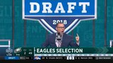 David Akers trolls the Dallas Cowboys with the Eagles 2nd round pick