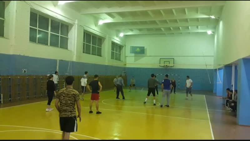Вечерний волейбол 6