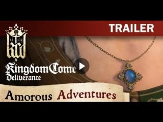 Kingdom Come_ Deliverance - Amorous Adventures