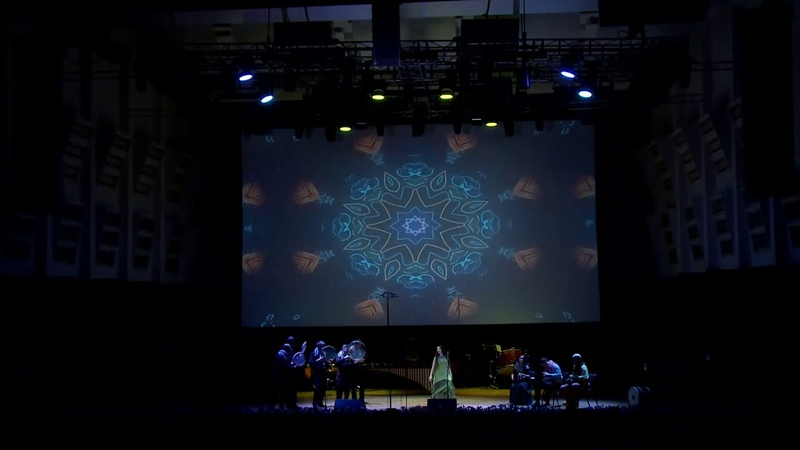 Novosibirsk Percussion Group Ethno duet Sandal