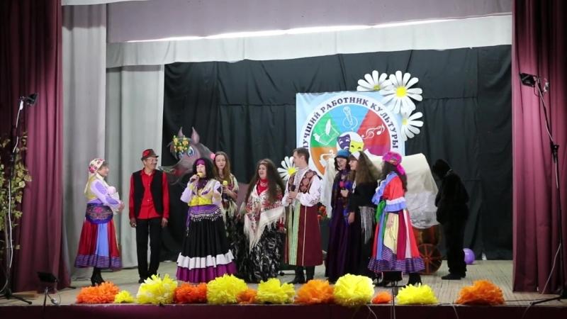 Конкурс профессионального мастерства среди сельских клубных работников прошёл на Слутчине 14 октября