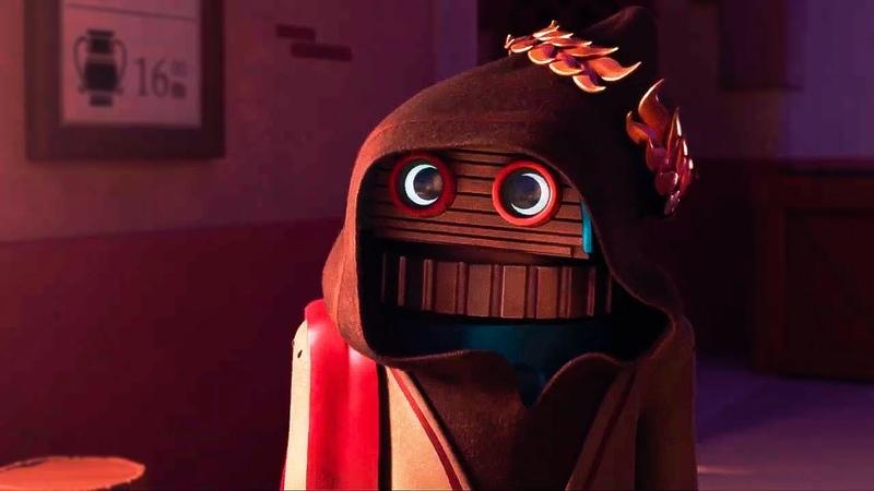 Playmobil Фильм Русский тизер трейлер 2019