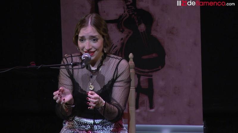 María del Carmen González Vento x Tangos Final Silla de Oro 2019