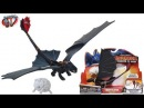 Dragons Defenders Of Berk Toothless Deluxe Action Dragon Toy Review, Spin Master