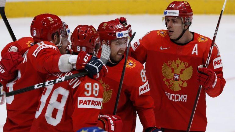 Россия победила Швецию и в 1/4 финала ЧМ-2019 сыграет с США (Видео)