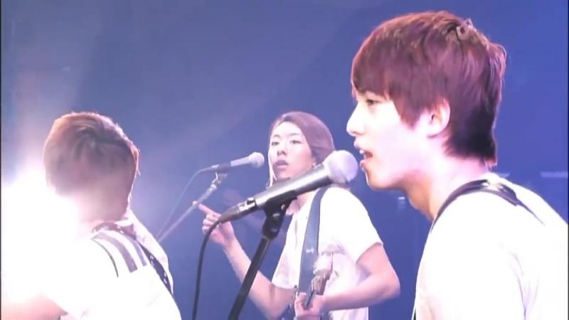 20120910 CNBLUE 「CODE NAME BLUE」Release LIVE @ PACIFICO YOKOHAMA