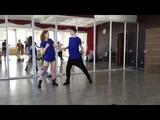 2019-04-13. Ponkin Mikhail &amp Valery. Workshops. Perm. Brazilian Zouk