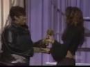 Дженет получает награду на Billboard Music Awards 2001