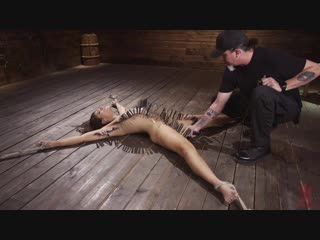 [kink] victoria voxxx - school of submission: day 4 (15.01.2019) bdsm, bondage, fingering, vibrator