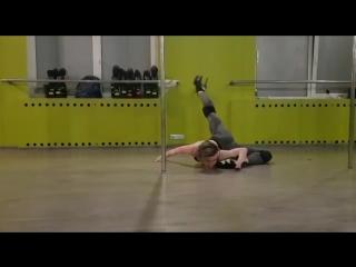 Pole Exotic - Марина Мотухнова