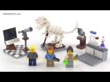 LEGO Ideas 21110 Research Institute in-hand Review!