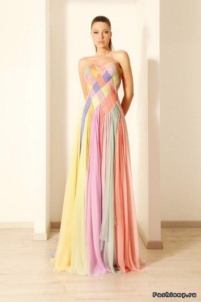Интересные платья