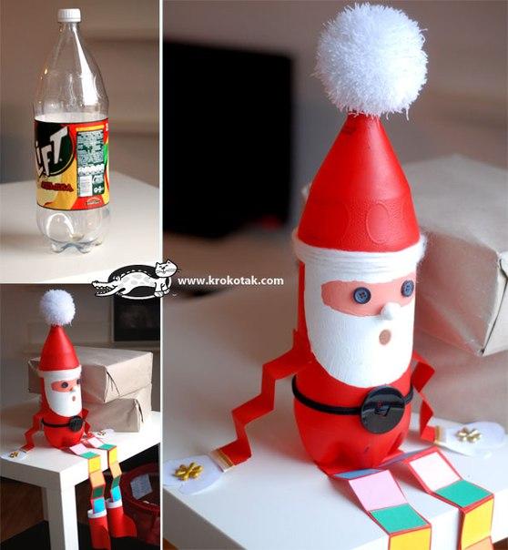 Санта и три его сисястые снегурочки 24 фотография