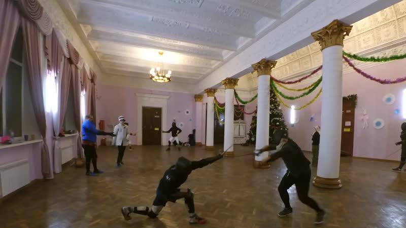 Захаров - Смирнов (рапира-дага)