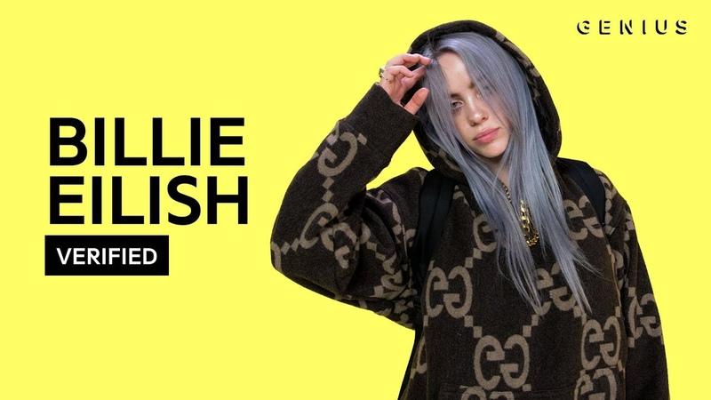 Billie Eilish idontwannabeyouanymore Official Lyrics Meaning | Verified