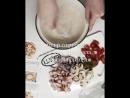 Диетическая пицца с копченой индейкой