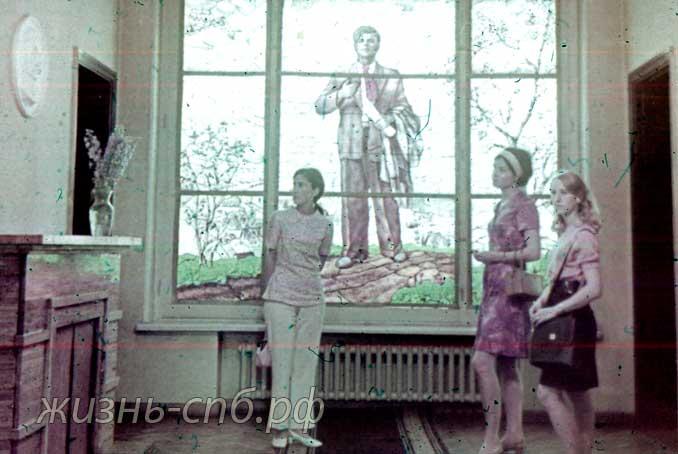 Каунас. В музее Пятраса Цвирки.