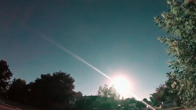 2019 Weather Modification Summer Mashup Review Ultra Timelapse Canada Quebec Montreal 2018