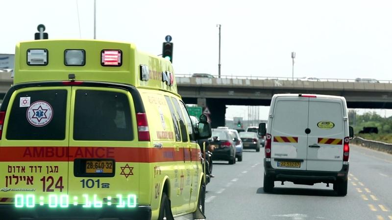 מגן דוד אדום מציג טכנולוגיה בשירות הצלת חיים