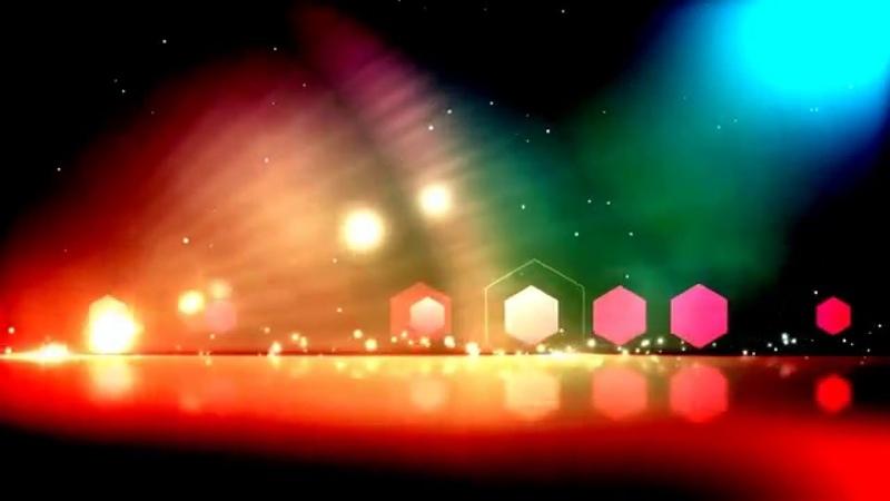 Движение шестиугольников
