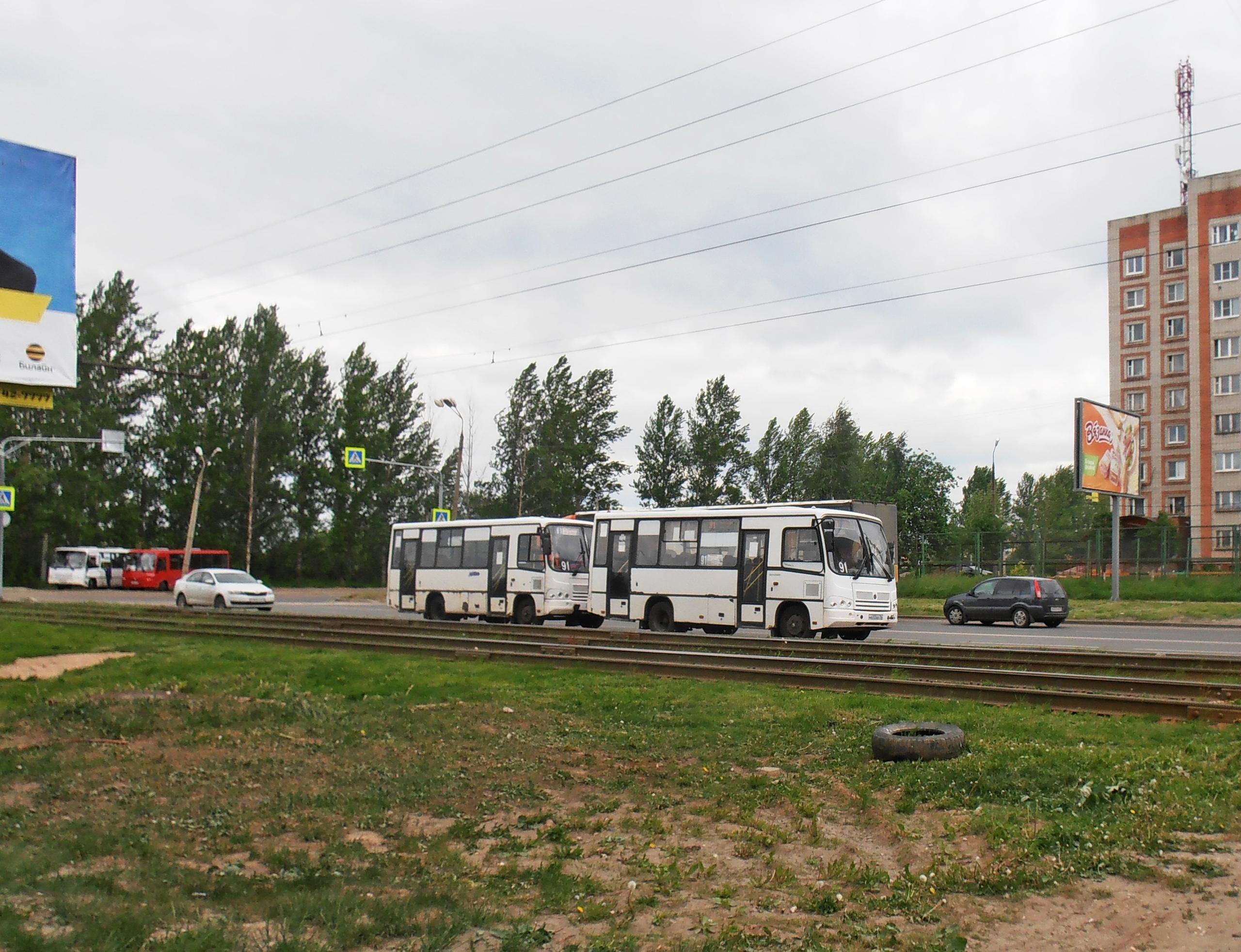 Средний класс автобусов