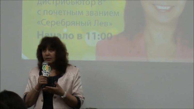 Ф Бикбаева Откуда взять деньги на продукцию Тяньши