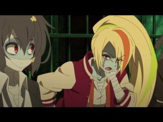 Zombieland Saga / Зомбиленд. Сага - 2 серия [Озвучка: Lupin, Hekomi & MyAska (AniLibria)]